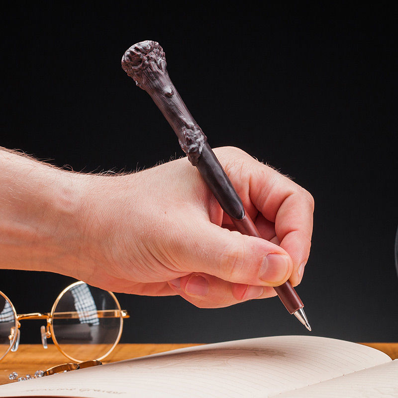 Boligrafo varita Harry Potter
