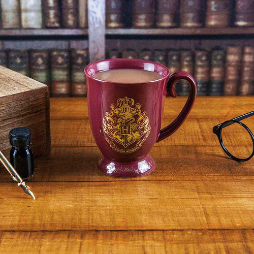 Taza Hogwarts Harry Potter ceramica