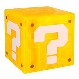 Hucha Question Block Super Mario Bros Nintendo