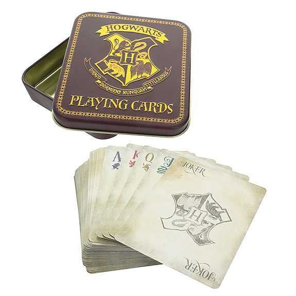 Baraja cartas Hogwarts Harry Potter 5055964716660