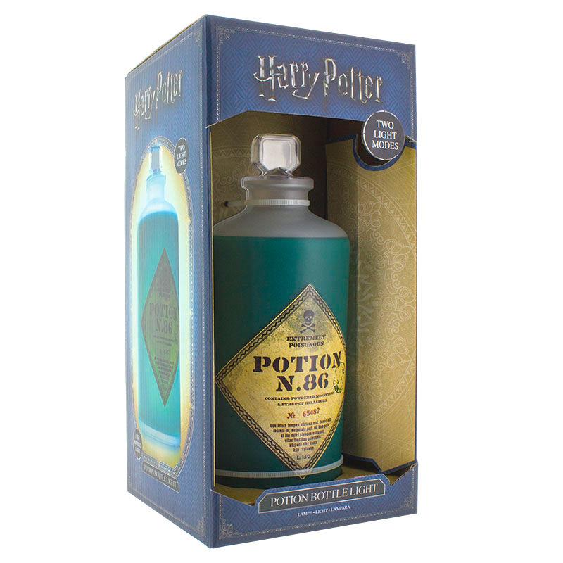 Lampara Pocion Harry Potter