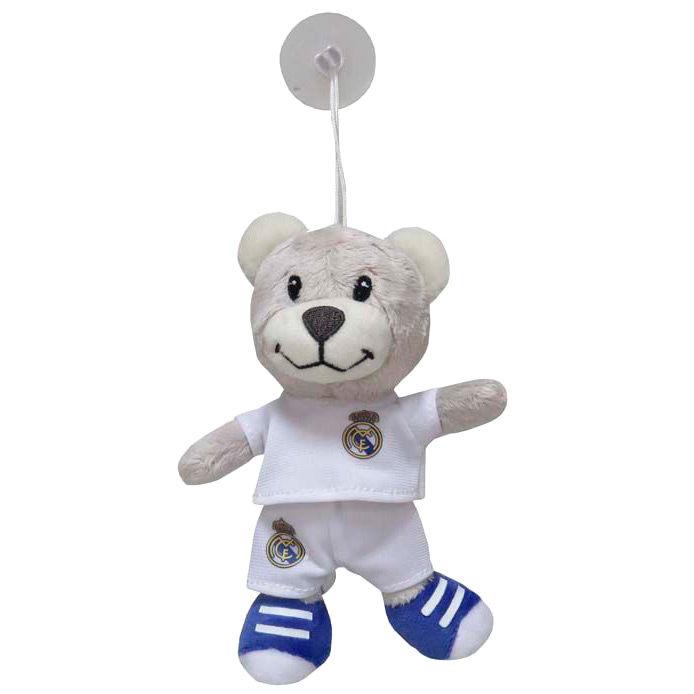 Peluche Osito Real Madrid ventosa 17cm 8426842074443