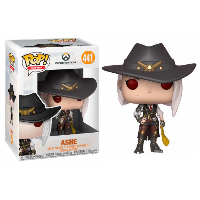 Figura POP Overwatch Ashe