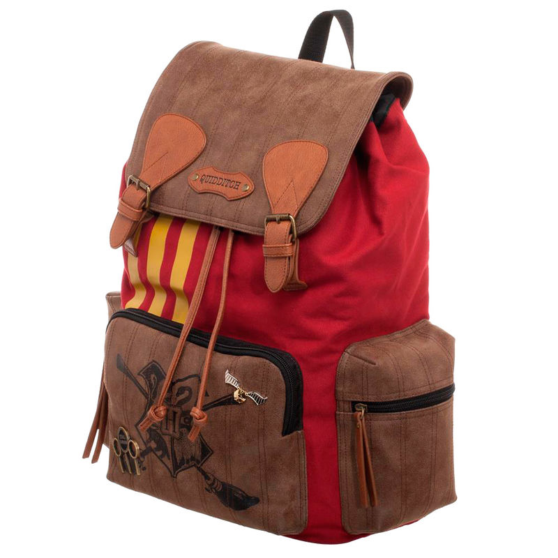 Mochila Quidditch Harry Potter 43cm