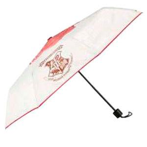 Paraguas plegable Harry Potter Escudo Hogwarts