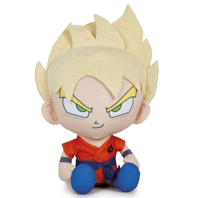 Peluche Goku Dragon Ball Super 43cm 8425611375507Goku