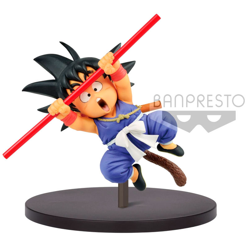 Fgura Son Goku Fes Kid Dragon Ball Super 20cm