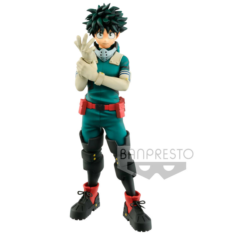 Figura Deku Age of Heroes My Hero Academia 16cm