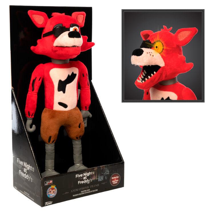 Peluche Foxy Five Nights at Freddys 33cm