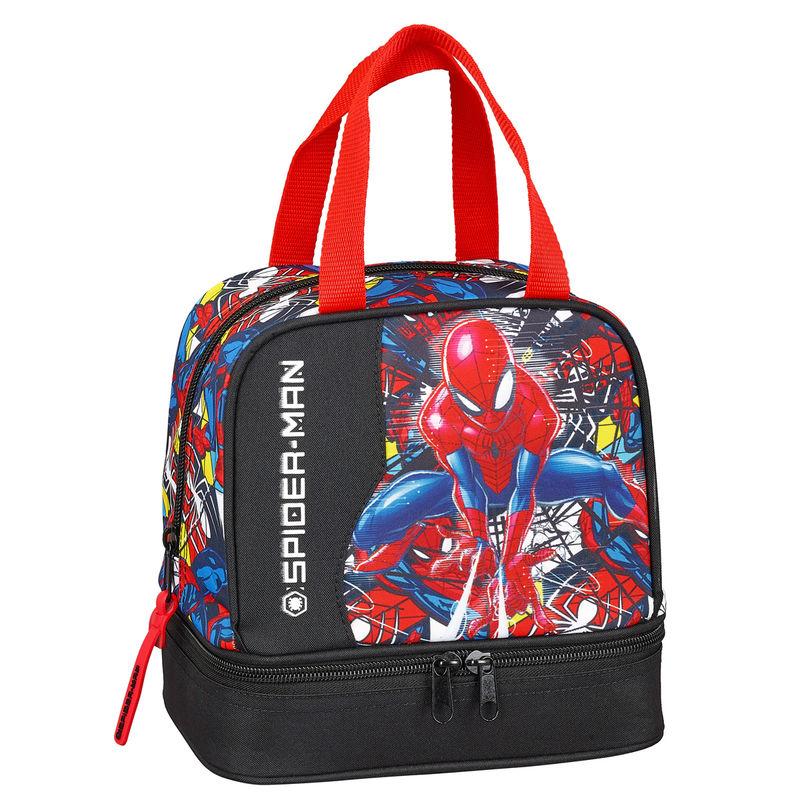 Marvel Spiderman Super Hero lunch bag