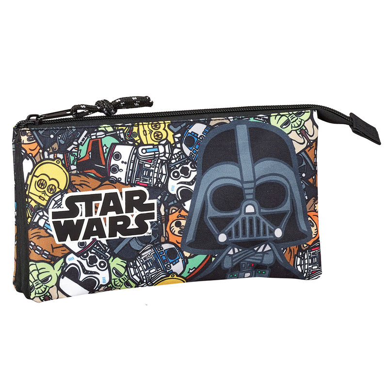 Portatodo Star Wars Galaxy triple