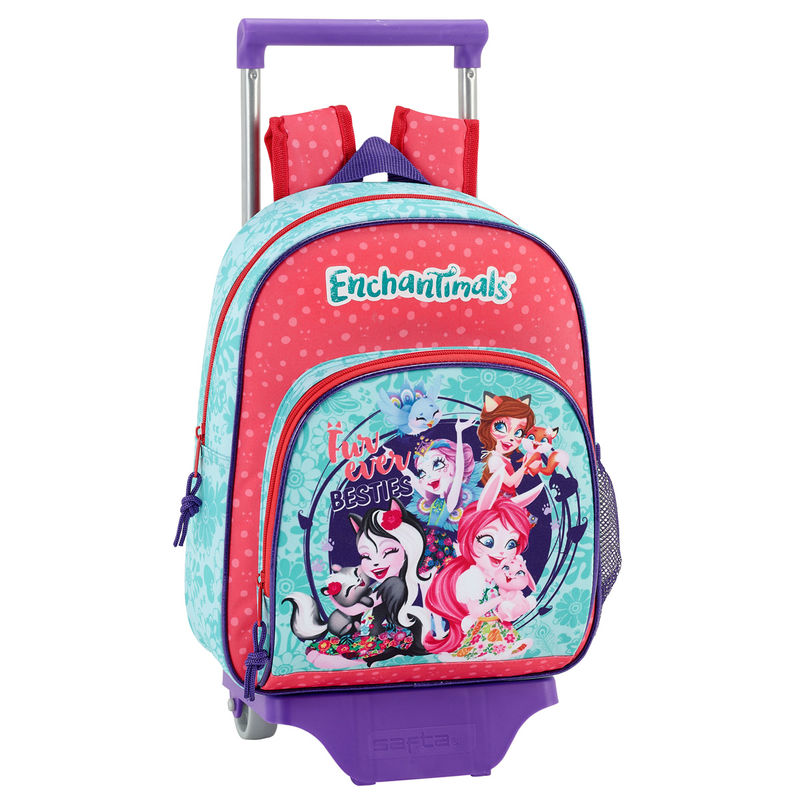 Trolley Enchantimals Fur Ever 34cm