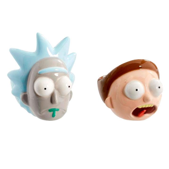 Huevera Rick & Morty