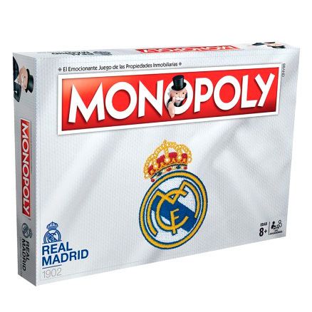 Monopoly Real Madrid 8437016363324