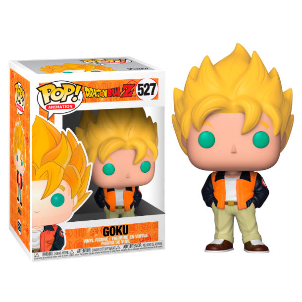 Figura POP Dragon Ball Z Goku Casual Serie 5