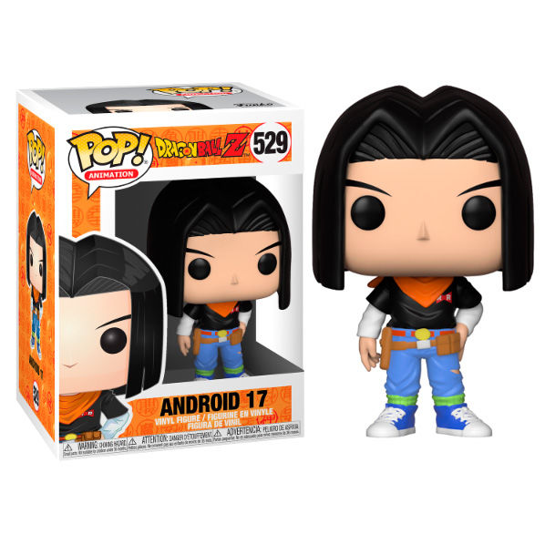Figura POP Dragon Ball Z Android 17 Serie 5