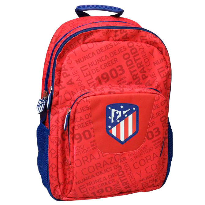 Mochila Atletico Madrid adaptable 42cm 8426842073200