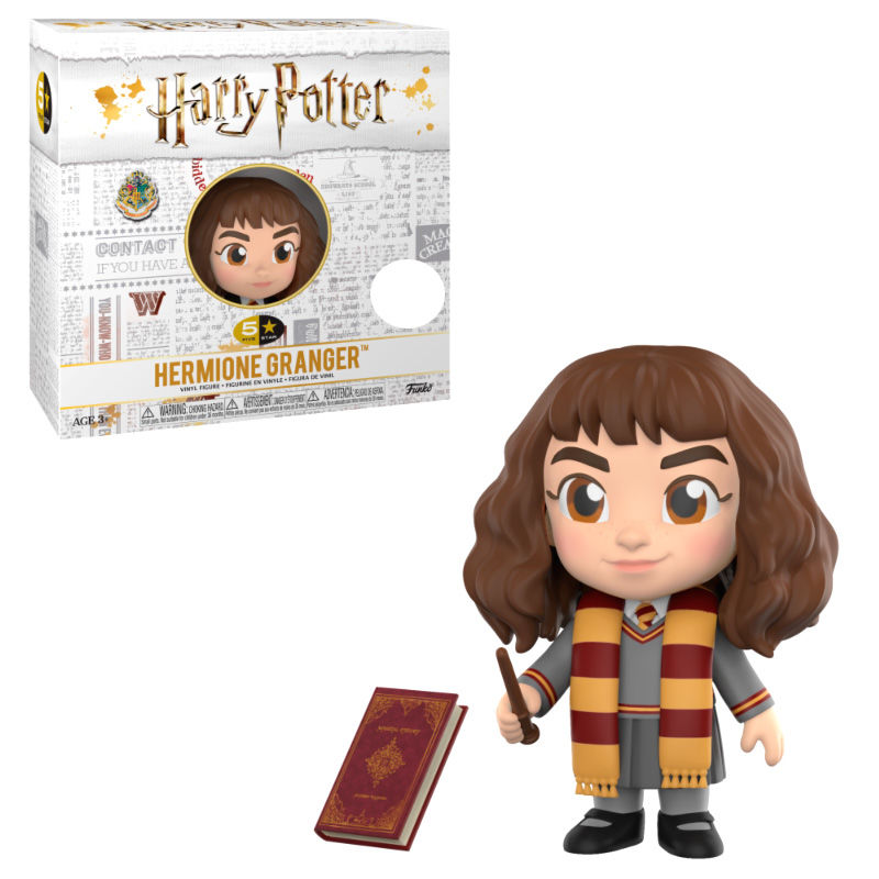Figura 5 Star Harry Potter Hermione vinyl Exclusive