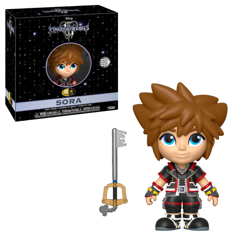 5 Star figure Disney Kingdom Hearts 3 Sora 3016c75475d0