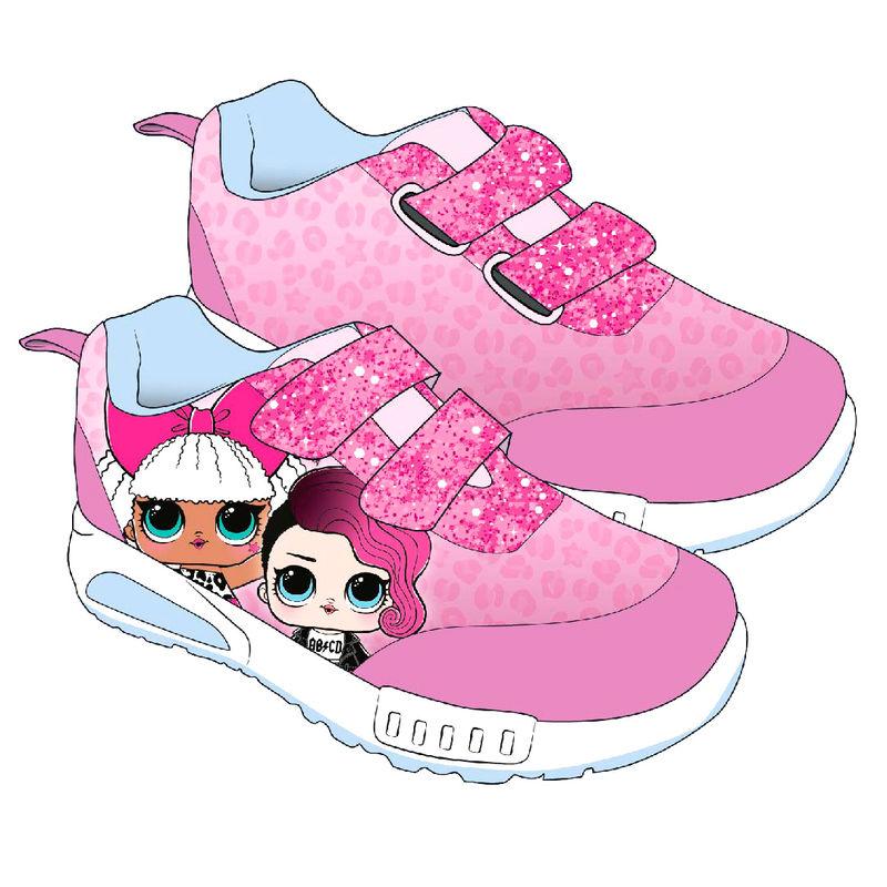 bb2502d5fad Zapatillas deportivas LOL Surprise con luz