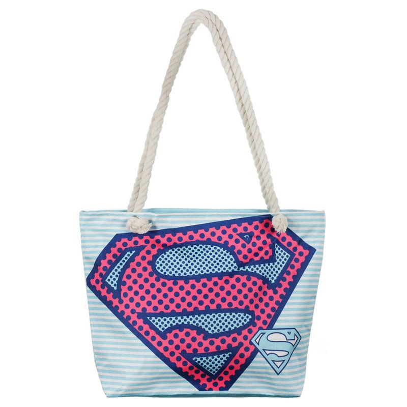 Bolsa playa Superman DC Comics