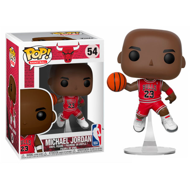 Figura POP NBA Bulls Michael Jordan 889698368902