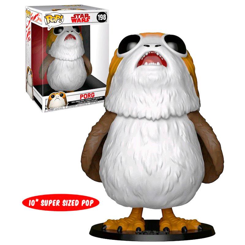 Funko POP o Figura POP Star Wars The Last Jedi Porg Exclusive 25cm