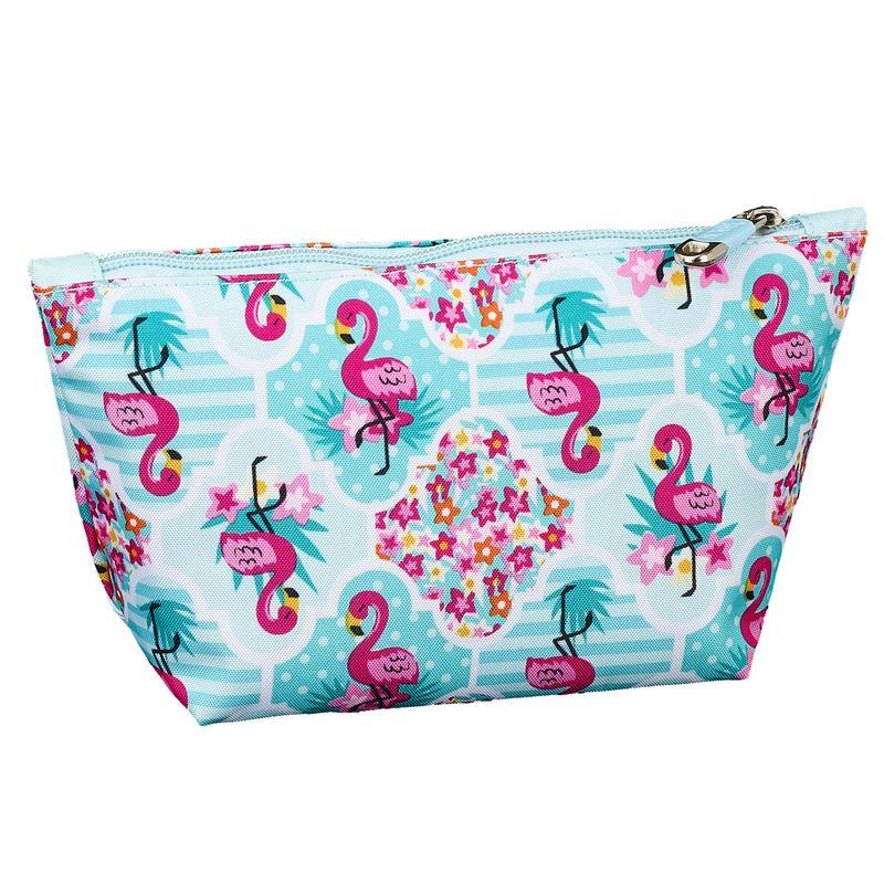 Neceser Moos Flamingo Turquoise