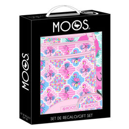 Set regalo Moos Flamingo Pink