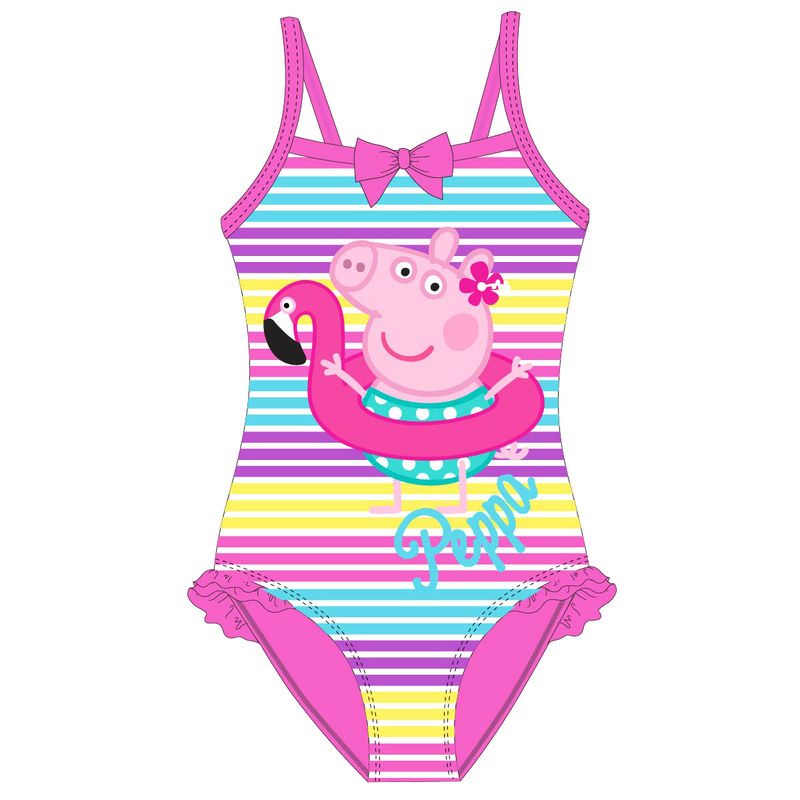 Peppa Pig Swimsuit Swimming Costume