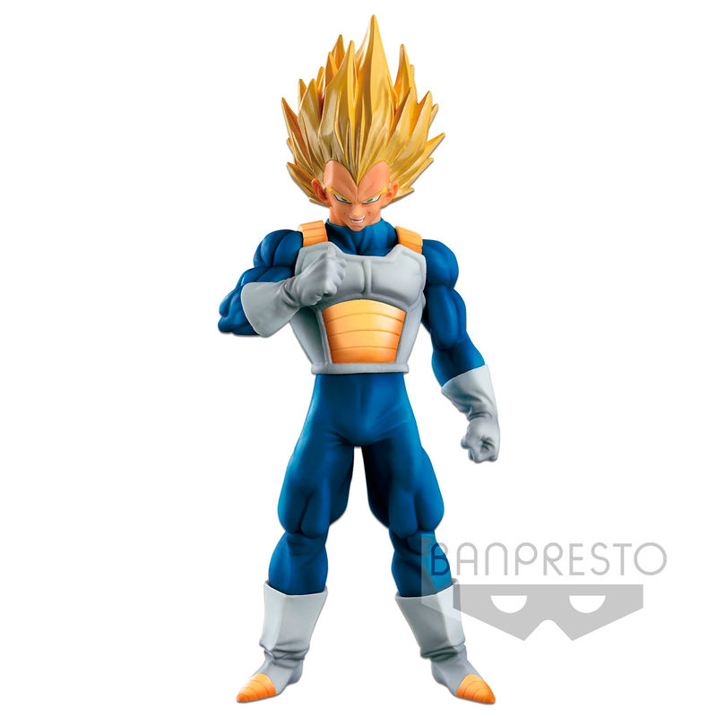 Figura Super Saiyan Vegeta SCultures Big Budoukai 6 Special Dragon Ball Super 17cm