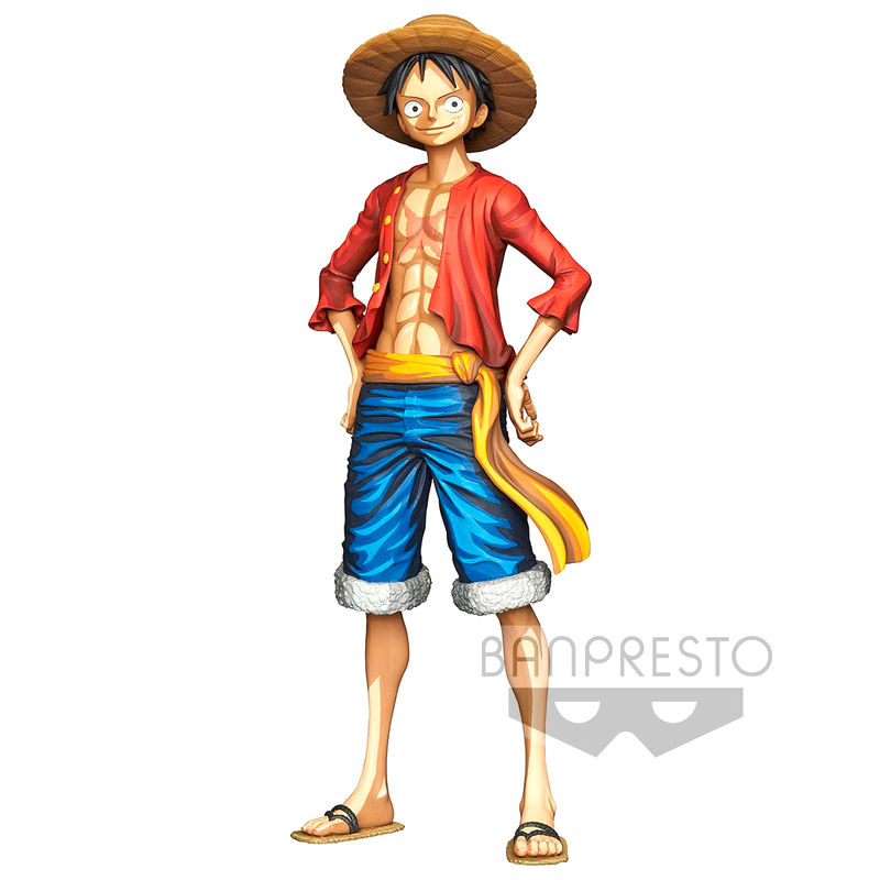 One Piece Manga Dimensions Grandista Monkey D Luffy