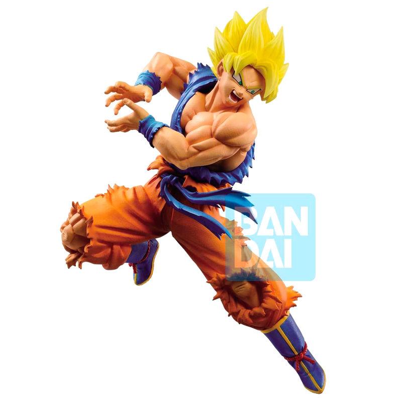 Dragon Ball Super Saiyan Son Goku Z Battle Dragon Ball Super 15cm 3296580851911