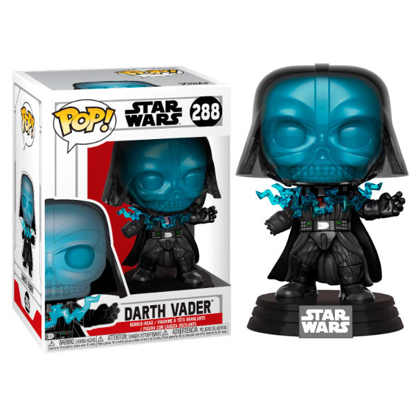 Figura POP Star Wars Electrocuted Vader