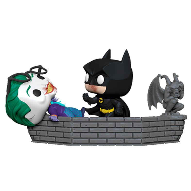 Figura POP DC Comics Batman 80th Batman and Joker 1989