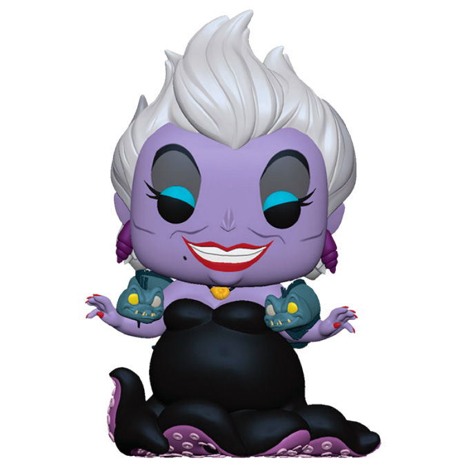 Figura POP Disney La Sirenita Ursula with Eels (1)