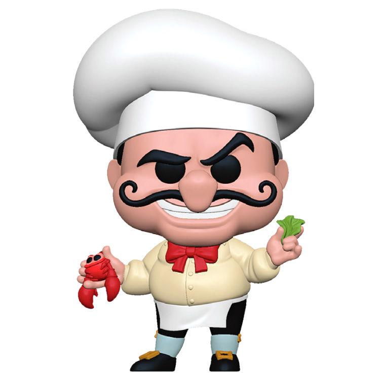 Figura POP Disney La Sirenita Chef Louis