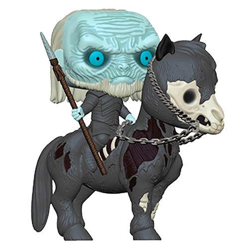 Figura POP Juego de Tronos White Walker on Horse (1)