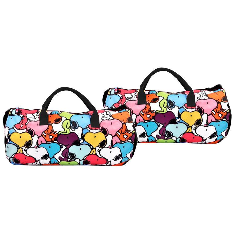 Bolsa deporte Snoopy Colors 54cm