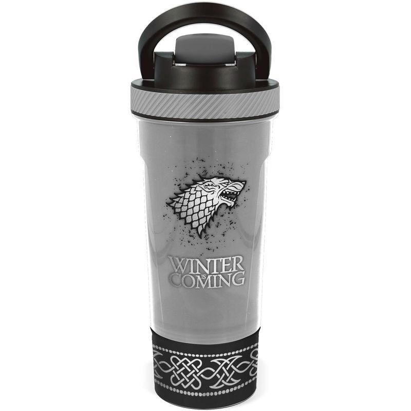 Botella Stark Juego de Tronos Shaker