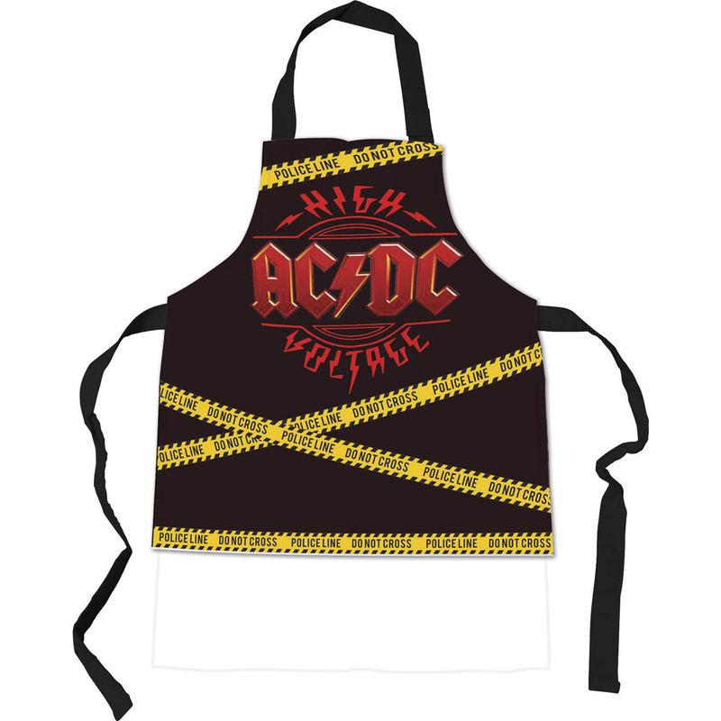 Delantal AC DC