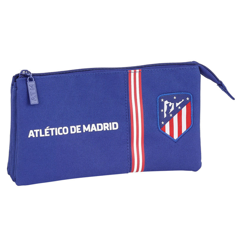 Portatodo Atletico Madrid Blue triple 8412688330416