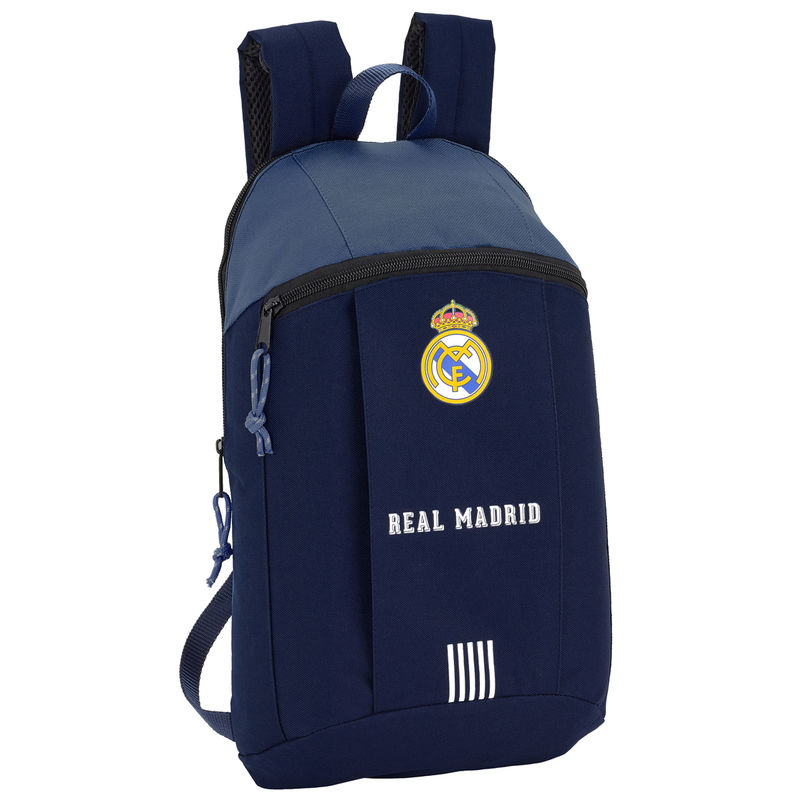 00c2c85f4 Mochila Real Madrid Blue 39cm