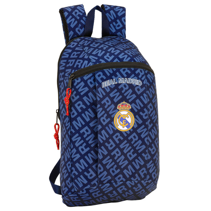 Mochila Real Madrid Navy Blue 39cm
