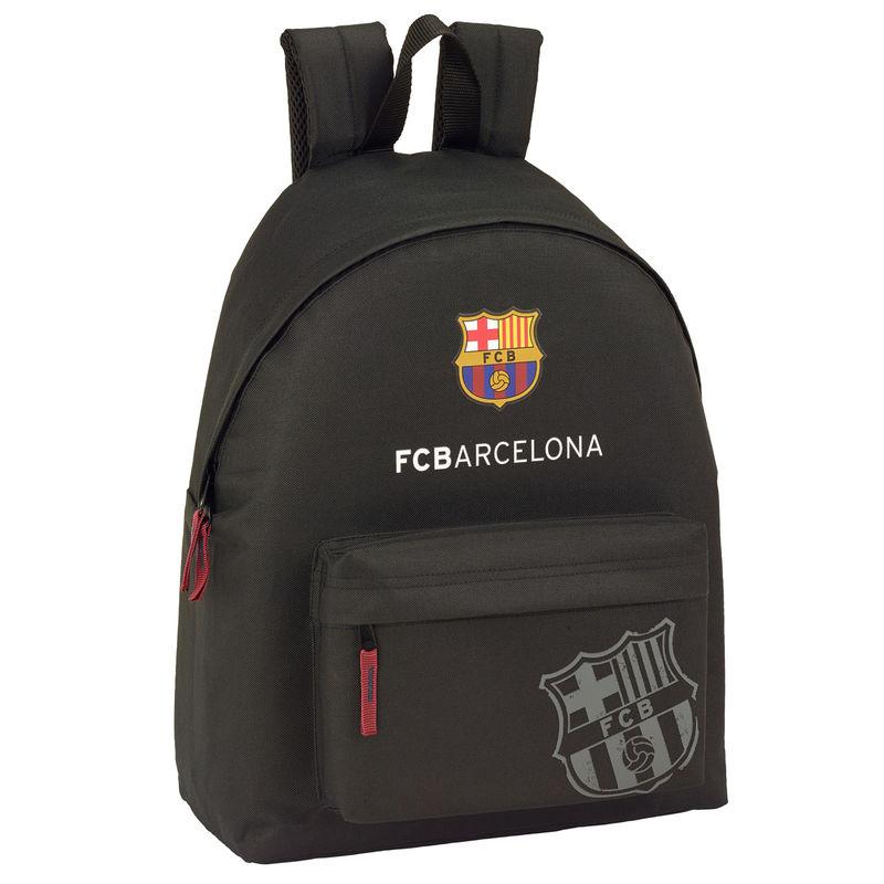 Mochila F.C Barcelona Black 42cm