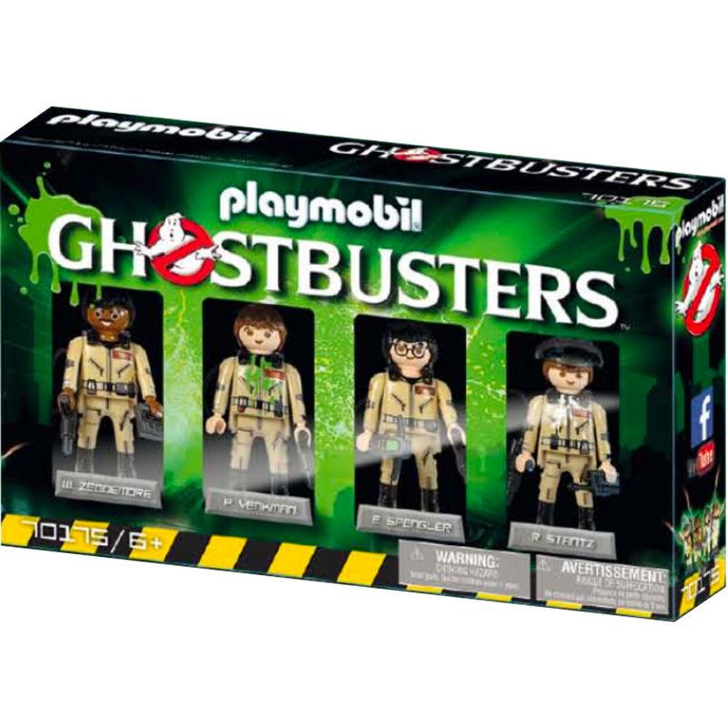 Set de Figuras Cazafantasmas Ghostbusters Playmobil