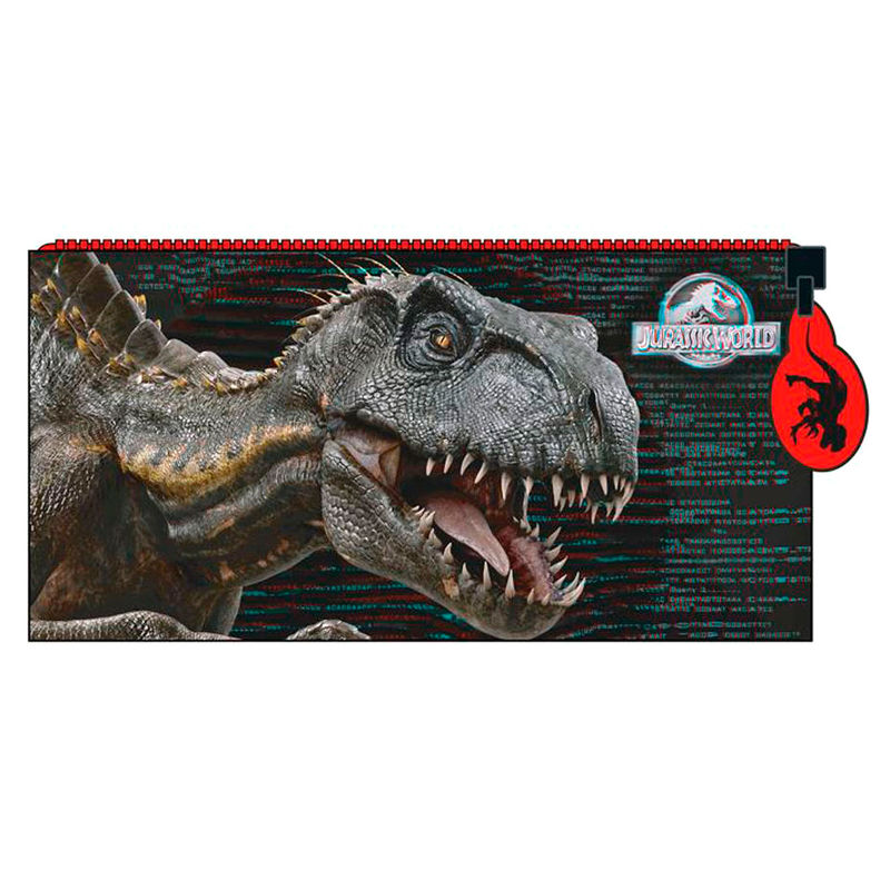 Portatodo Jurassic World triple