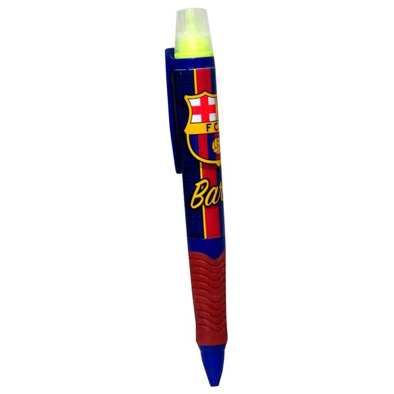 Boligrafo F.C Barcelona fluorescente 8426842070186