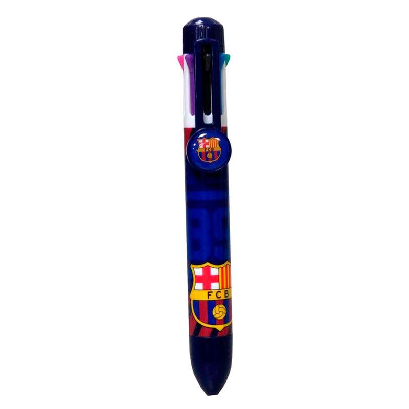 Boligrafo 8 colores F.C Barcelona 8426842070179