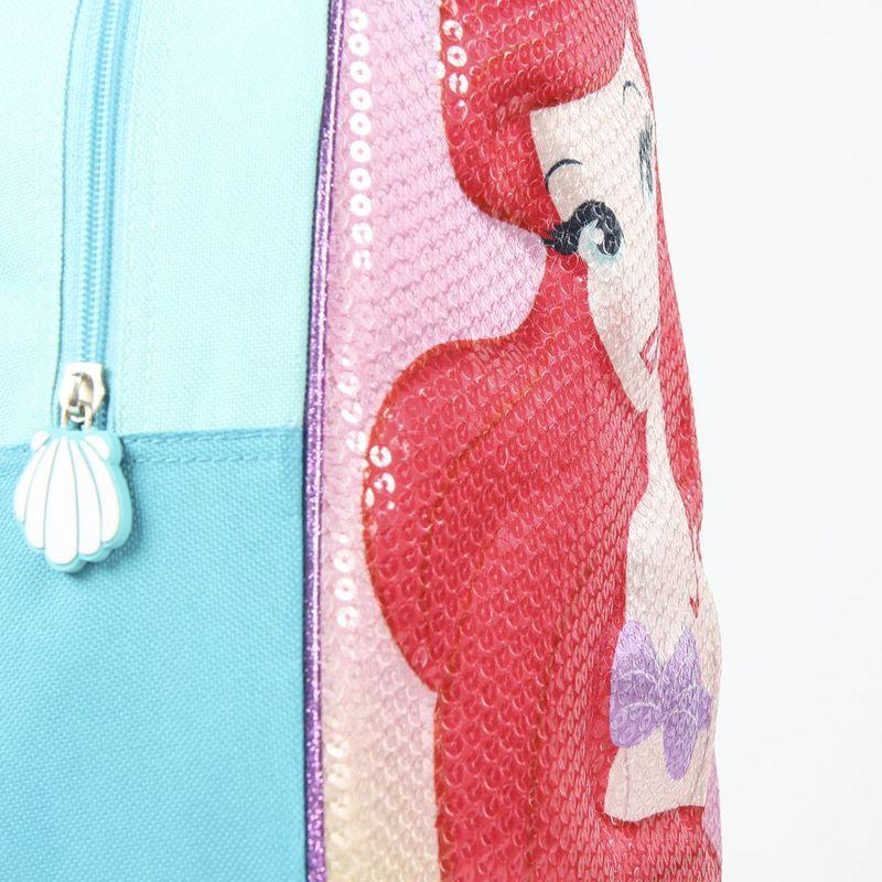Mochila 3D La Sirenita Disney 31cm